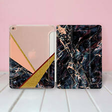 iPad Case 9.7 Smart Cover Hard Case Pro 10.2 12.9 201 Air Mini 4 Geometry Marble