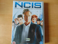 NCIS COMPLETE FIFTH SEASON SERIES FIVE (5) R2 DVD BOXSET MARK HARMON NEW/SEALED