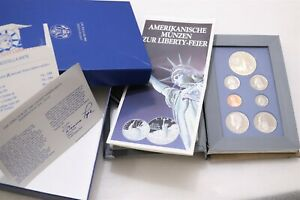 USA 1986 PRESTIGE COIN SET B28 BX6 - 35
