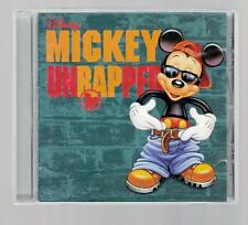 Mickey Unrapped - CD ALBUM, 1994, Disney, Mickey Mouse