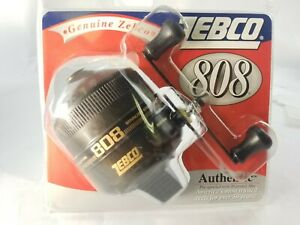 Zebco 808 w/ Magnum Adjustable Drag Brand New Factory Sealed Authentic