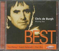 de Burgh, Chris Missing You (Best of) Zounds CD