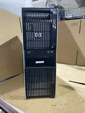HP Z600 Workstation Xeon Quad Core E5 8GB NO HDD-