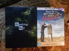 BREAKING BAD:COMPLETE:SERIES 1-6./ BETTER CALL SAUL:S 1. 24 DISCS.2013-15.DVD