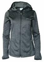 New COLUMBIA Womens Station Full Zip fleece lined hoodie, Plus Size