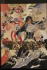 JAPAN Tomomi Kobayashi: Granado Espada Plus Official Visual Chronicle (Art Book)