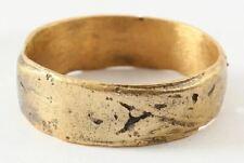 FINE VIKING MAN'S WEDDING RING C 700-800 AD.
