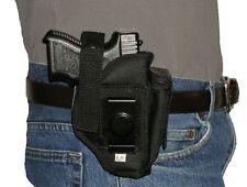 USA Mfg HK H&K P30SK 9mm Pistol Holster Extra Mag Belt Hip OSW 9 mm Heckler Koch