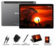 MEBERRY Tablet 10 Pollici Android 9.0 Pie Tablets 4GB RAM + 64GB ROM - Certif...