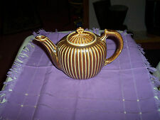 Tea Pot Fraunfelter China Ohio/ 5 1/2 tall