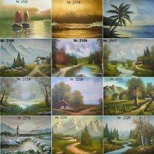 Markenlose Deko-Bilder & -Drucke mit Landschafts-Motiv