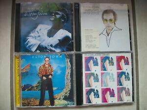 Elton John: Bulk Lot (8CD's)