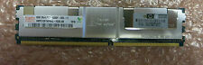 HP Original 8GB 2Rx4 PC2-5300F G5 DL380 DL360 DL580 398709-071 memoria 413015-B21