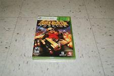 Duke Nukem Forever Xbox 360 NEW SEALED