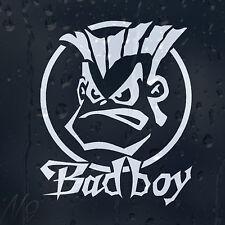 Bad Boy Funny Rude Car Window Windscreen Body Panel Laptop Decal Vinyl Sticker