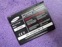 OEM SAMSUNG BST4968BA BATTERY for Gloss, Blade a900, SGH-t809 & SGH-d820