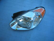 Hyundai Accent Headlight Front Head Lamp 07 08 09 OEM