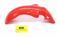 New Front Fender 1983-1987 Honda XL600 R Plastic Mud Guard Red    #D35