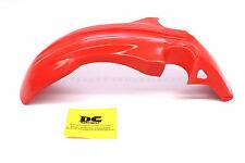 New Front Fender 1983-1987 Honda XL600 R Plastic Mud Guard Red    #D35