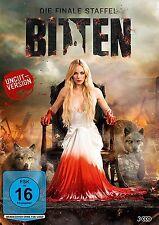 BITTEN : COMPLETE FINAL SEASON 3 - DVD - New & sealed PAL Region 2