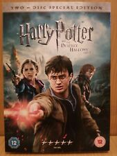 Harry Potter And The Deathly Hallows Part 2 (DVD, 2011)