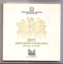 Italia    Divisionale   2011   10 monete