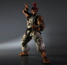 Play Arts Kai Super Street Fighter IV Vol.2 Gouki Akuma Action Figure New In Box