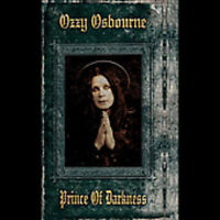 Ozzy Osbourne - Prince of Darkness [New CD] Boxed Set, With Book