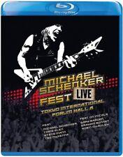 Michael Schenker - Fest: Live Tokyo International Forum Hall A [New Blu-ray]