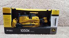 ERTL Prestige Collection 1:50 Diecast John Deere 1050K Crawler Bulldozer #45515