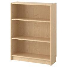IKEA BILLY Bookcase, Birch Veneer, 2 Shelves Included, 802.797.86 - NEW IN BOX -