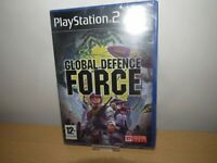 Global Defence Force (PS2) New Sealed PlayStation 2 pal