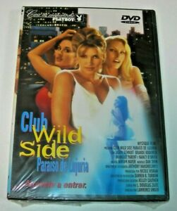 Club Wild Side - Cine de Medianoche  DVD precintado