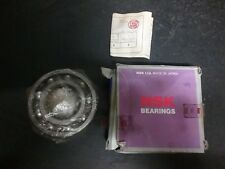 NSK 6208C2P5, 40 ID, 80 OD, 18 Width, Deep Groove Ball Bearing**New/Old Stock**