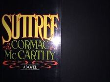 SUTTREE BY CORMAC McCARTHY *FIRST EDITION*