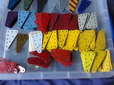 Part 221 - 5x3 flexible triangle - see text - 30 pieces - red