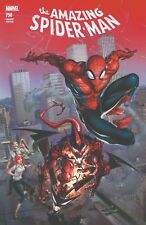 Amazing Spiderman 798 Clayton Crain Comicxposure Variant Red Goblin Pre-Sale 4/4