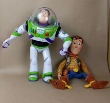 "Toys Story Talking Woody & Buzz light year Toy 12"" - Pull String Figure, Disney"