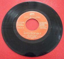 45 RPM Donald Lautrec Terre D'amour / Terre D'amour (Choeur)