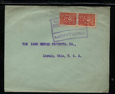 Colombia , Monteria  large  cancel cover         HR0415