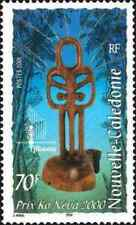 Timbre Arts Nouvelle Calédonie 847 ** année 2001 lot 25588