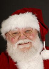 Christmas Santa Claus Half Moon Glasses