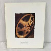 1993 Lexus Model Line Sales Brochure LS 400 ES 300 and Coupe NEW