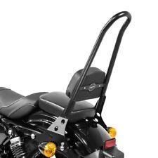 Sissy Bar rimovibile CSL per Harley Sportster 1200 CA Custom 13-16 nero