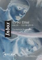 "Enki Bilal - Manifesto ""Inbox"" accompagnato da ""Inbox"""