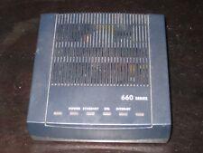 Unbranded SP-660 Series Modem ADSL 660 Series DSL / ETHERNET CenturyLink Sprint