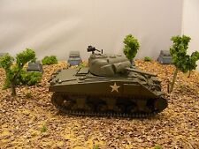 1/48 US Sherman M4A4 75mm. In Resin By Blitzkrieg WWII Bolt Action,