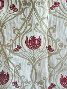 High quality, Bespoke- Art Nouveau-style Curtains - Glasgow / Mackintosh Small
