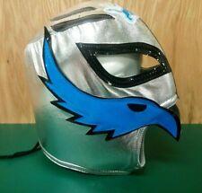 Luchador wrestling mask wrestler Detroit Lions Style Mexican Handcraft