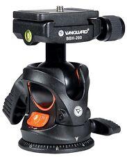 Vanguard BBH-200 tripod ball head with Swivel Mount for Cameras Black